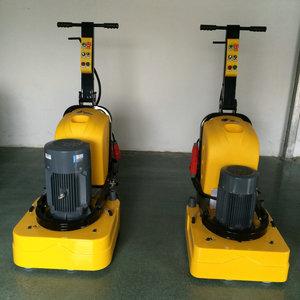 Floor Polisher Grinder / Concrete Polishing Grinding Machine , terrazzo concrete floor grinder