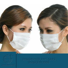 Physical inactivation Germany PP material cloth face mask medical face mask/excellent filtering bacteria and PM2.5