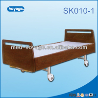 Nantong Voyage SK010-1 Home Care Nursing Antique Wooden Bed Designs