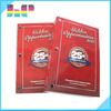 High quality OEM full color paperback books printing,printing coupon book