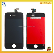 Alibaba Gold Supplier Lcd for Apple iPhone 4 OEM lcd screen for iPhone 4 lcd display