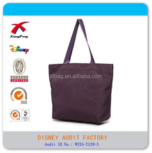OEM customize leisure shopping woman hand bag 2014 designer