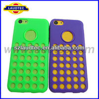 High quality Original cover case For Apple iPhone 5C silicone case for iPhone 5C