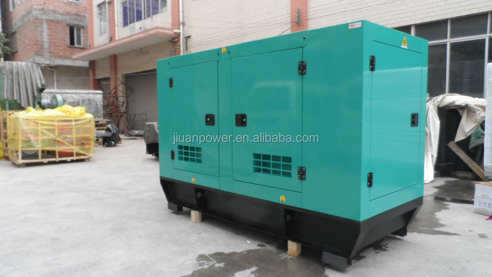 100kva guangzhou power silent electric factory price genset price of soundproof generator prices in pakistan