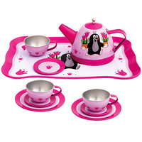 BINO EUROPE Kids Tea Set - Little Mole
