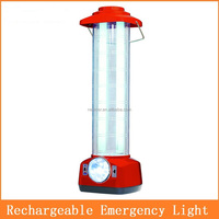 Rechargeable 2x15W fluorescent tubes camping led lantern MODEL HT-15L