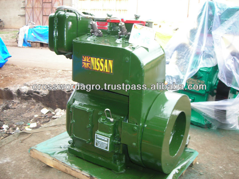 NISSAN Brand 10HP Petter Type Agricultural Diesel Engines in Syria
