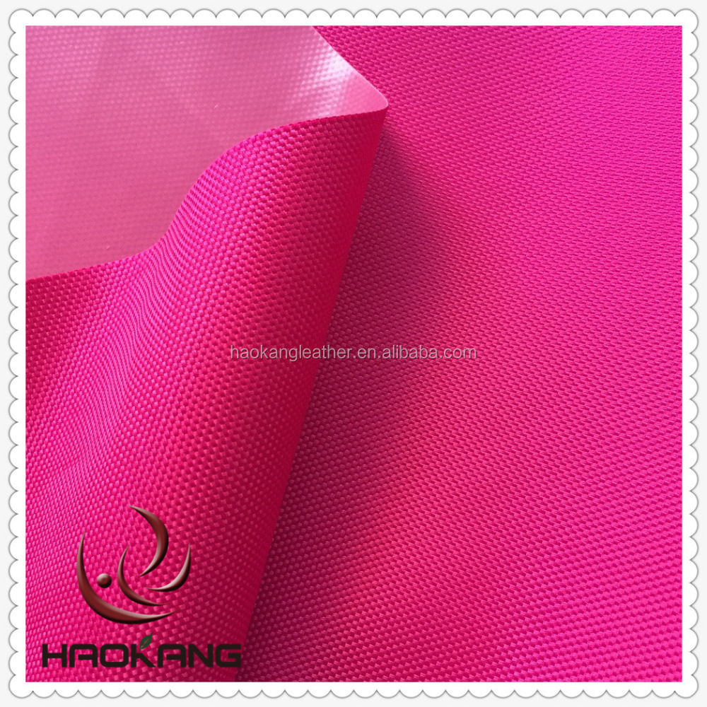 1680 Denier Coated Ballistic Nylon Fabric with Durable Water Repellent Finish