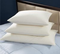 Five star Hotel High Soft letter shaped pillow