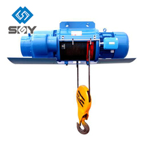 Widely Used coffing electric ratchet 250kg chain hoist