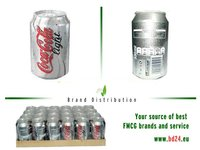 Coca Cola Light 330ml products/drinks in cans