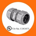 UL Listed Compression Type EMT Coupling
