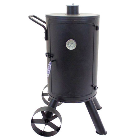 Vertical charcoal bbq grill fish smokers for sale