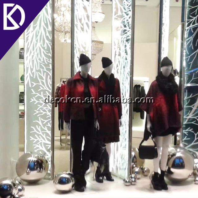 White silver 20mm 30mm 40mm 60mm 100mm 150mm hollow stainless steel chrome ball for christmas window display