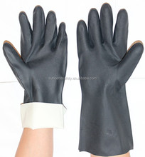 CE Certification Neoprene dipped gloves most wear working gloves