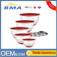 Manufactured Stainless Steel Mixing Bowl Salad Bowl