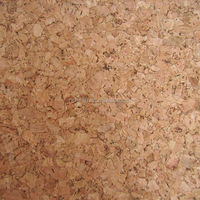 RQ-DX345 Natural cork fabric for lady bag/Wallet/ipad/phone cover/notebook