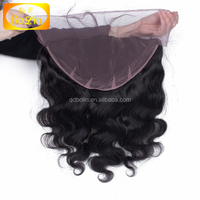 Virgin Peruvian Lace Frontal Closure 13X8