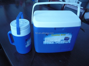 10L cooler box with wheels pinnacle cooler box