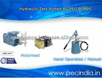Manufacturer of Hydraulic testing of Boilers