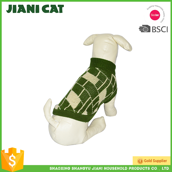 Hot Selling Custom acrylic Cheap Dog Clothes For Small Dogs