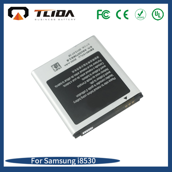 factory wholesale Li-ion Battery 2000mah high quality mobile battery for samsung i8530