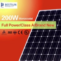 156 x 156mm MONO crystalline silicon solar cell with superior quality