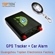 TK220 GPS tracker with car remote starter and real time tracking and door open/close