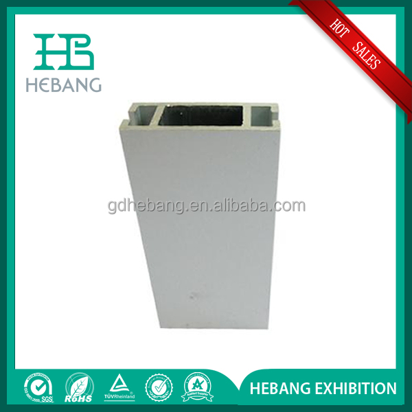 Practical HeBang Exhibition Booth Display Aluminum Profile Beam in Shell Scheme