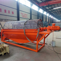 Oil Drilling Waste Drum Shale Shaker