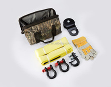 Winch accessories recovery kit warn accessories kit