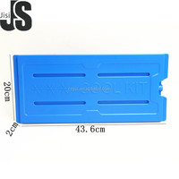 Factory supply big & small shipping container ice packs for sale