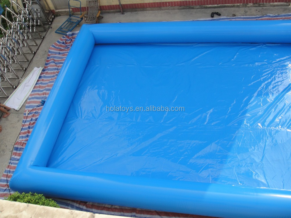 HOLA adult plastic swimming pool/inflatable pool for sale