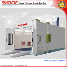 Smithde SM-260 powder coating oven/tough spray painting booth for sale /customer design CE certified