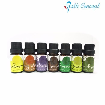 100% pure natural peppermint essential oil