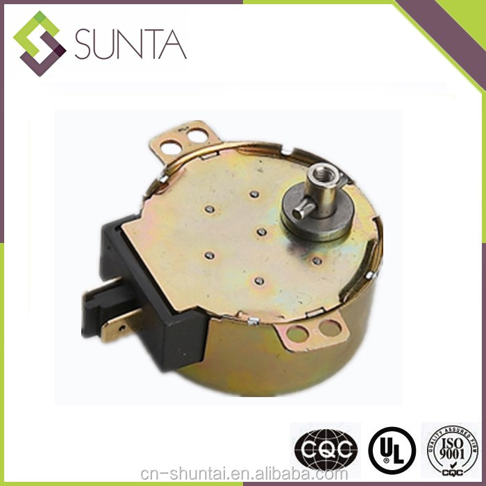 Manufacturer Guarantee Certification Approved 120v Synchronous Motor