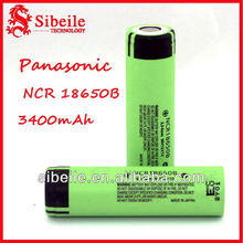 original panasonic 18650b battery/ panasonic ncr 18650 3400mah battery/ 18650 mod battery