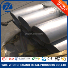 Stainless Steel Welded Pipe As Well As Tubes Produced By Water Jet Machine