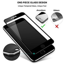 Best cell phone screen protecror supplier for iPhone 8 plus 3D full cover best screen guard mobile glass protector
