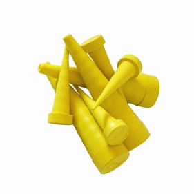 Rubber Service Plug to plug hoses, rigid pipes, spoon valves and ports on pumps and motors