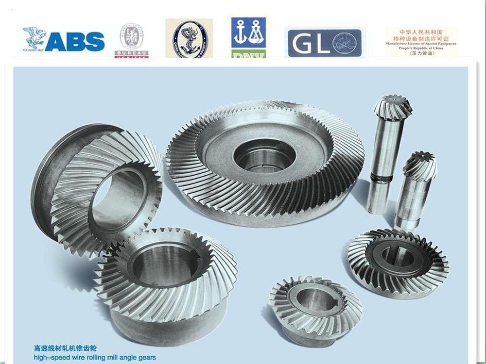 Hot selling tricycle crown wheel and pinion gear made in China