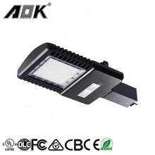UL DLC Premium FCC 100-277/347V/480Vac AOK LED Area Light 150W, with Photocell