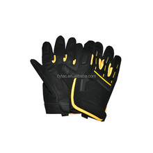 Tactical Men'S gloves Outdoor Sports Full Fingers Tactical Gloves - Black (Pair / Size s/M/L)