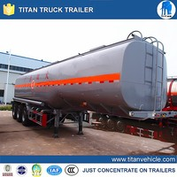 Chemical Liquids Transport Tank Semi Trailer Liquid Nitrogen Truck