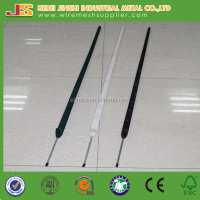 1.6m high Plastic Fenceing Pins Posts Stakes for Insulated Temporary Event Fencing