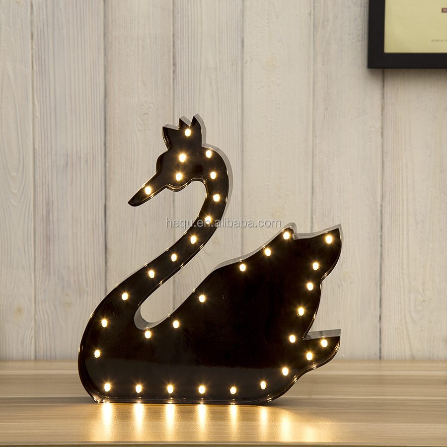 Christmas decoration light up letters / new products led letter light