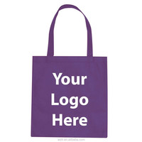 2016 top quality customized recyclable non woven tote shopping bags with logos