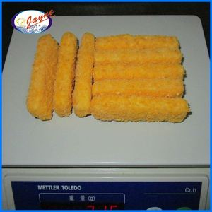 High quality mince breaded fish finger