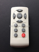 TLD High quality 11 buttons smart ROHS universall remote control for TV and car intelligent-Drive system china factory