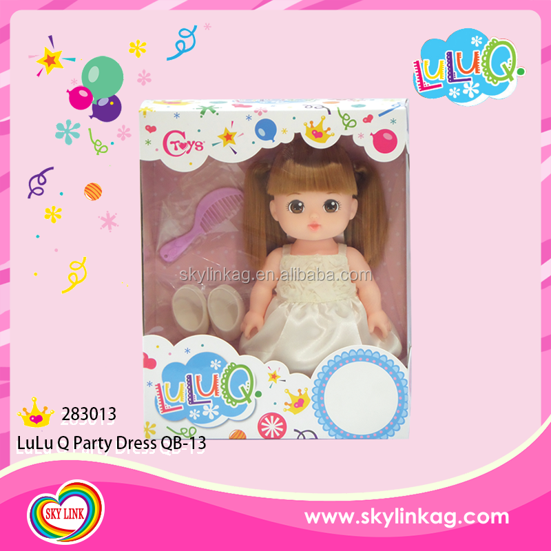 Customized Party Dress Doll